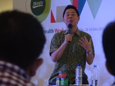Agus Setio Joewono, Vice President dan general Manager PT Cerobos Indonesia